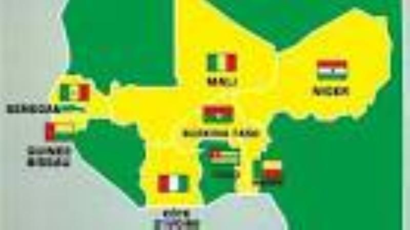 Les pays de la zone Uemoa