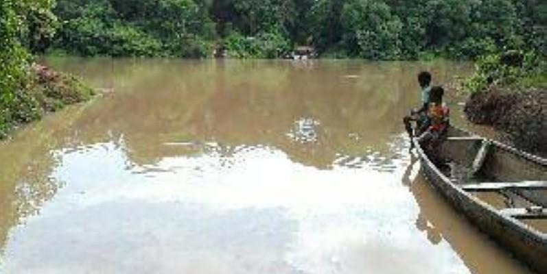 Un corps sans vie retrouvé dans le fleuve Comoé. (DR)