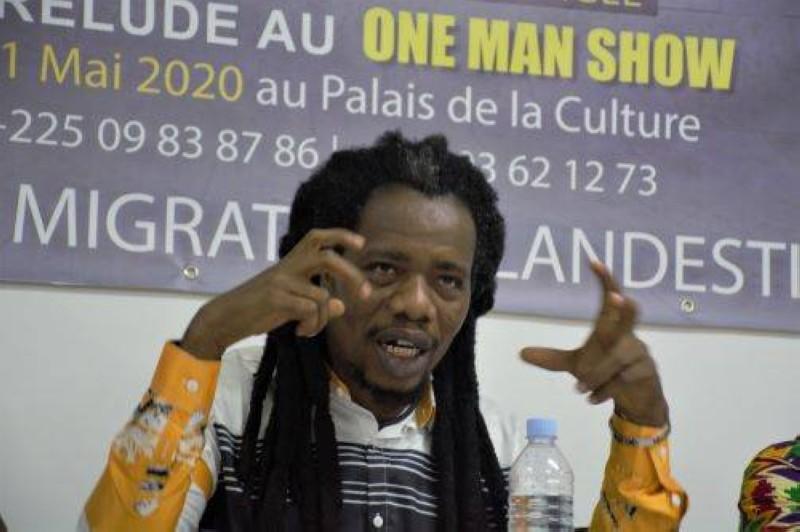 Mareshall Zongo,  l'artiste multicartes (comédien, metteur en scène, humoriste, chanteur et producteur)