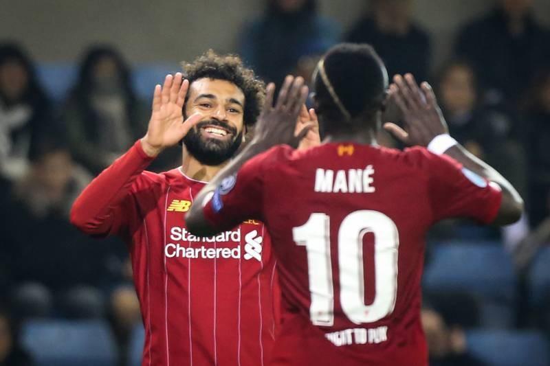 Sadio Mané et Mohamed Salah font partie des nominés. (DR)