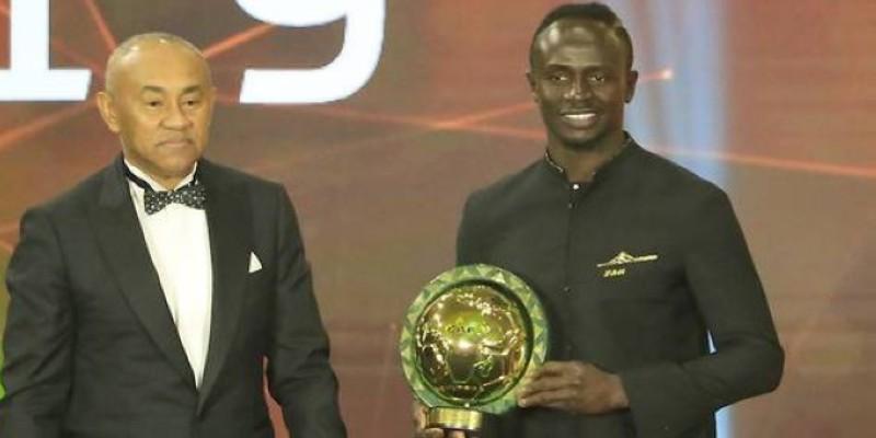 L'attaquant sénégalais remporte son premier Ballon d'or après deux tentatives infructueuses. (DR)