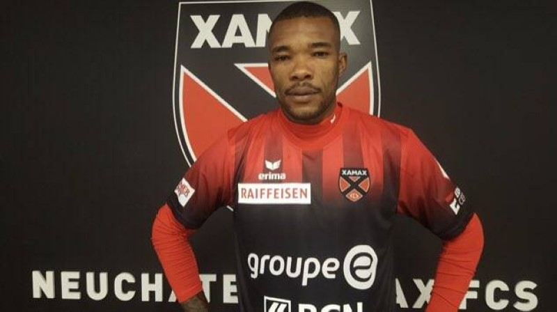 Serey Dié a signé pour six mois avec les Rouge et noir. (DR)