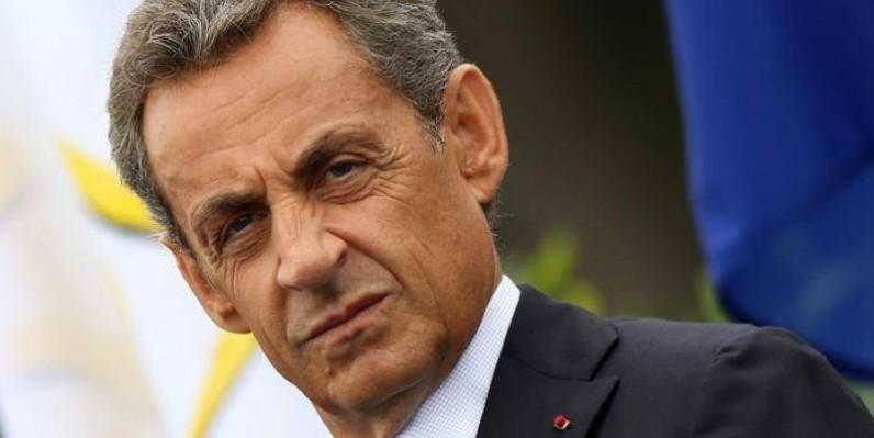 L'ex-président français Nicolas Sarkozy. (DR)