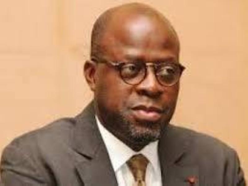 Le ministre des eaux et forêts Alain Richard Donwahi a exhorté les jeunes ivoiriens à s'intéresser aux métiers du bois.(DR)