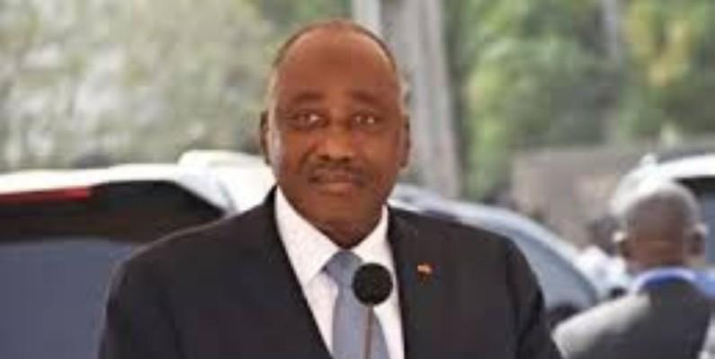 Le Premier ministre débute sa visite dans la région du Gôh, ce samedi, à Oumé. (DR)