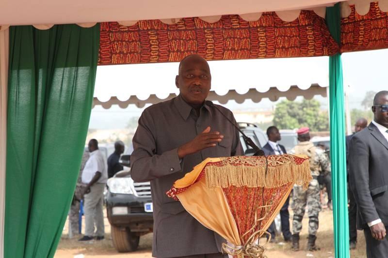 Le Premier ministre Amadou Gon Coulibaly a représenté le Chef de l'Etat à la cérémonie. (DR)