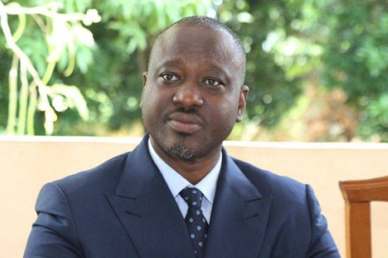 L'ex-président de l'Assemblée nationale, Guillaume Soro. (Dr)