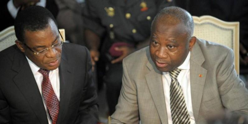 Affi N'Guessan et Laurent Gbagbo ont échangé le 03 et 04 janvier à Bruxelles. (Dr)