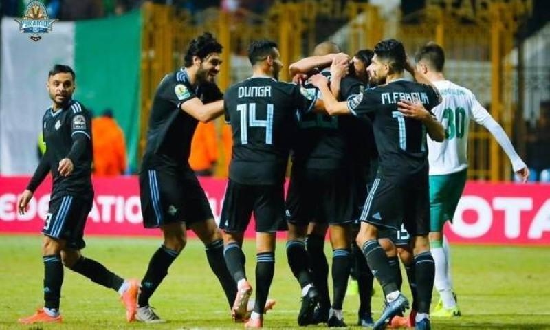 Qualifiés avant terme, les Égyptiens de Pyramids attendent désormais leur adversaire en quarts de finale. (DR)
