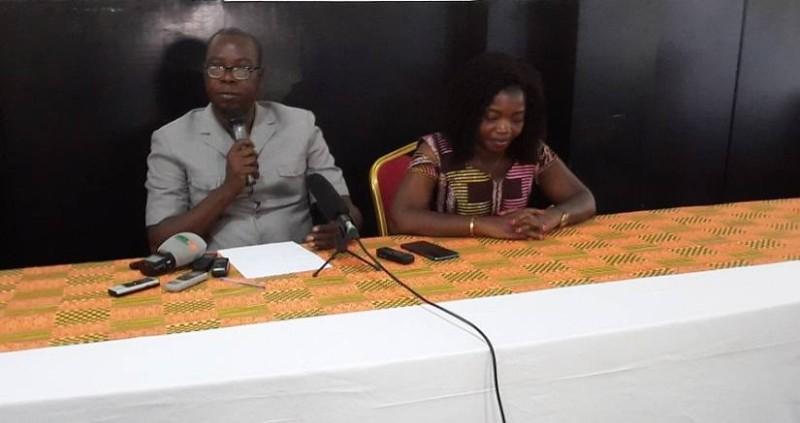 Le président de l'UNJCI, Jean-Claude Coulibaly rassure ses partenaires sur la tenue de la nuit des Ebony ce samedi. (DR)