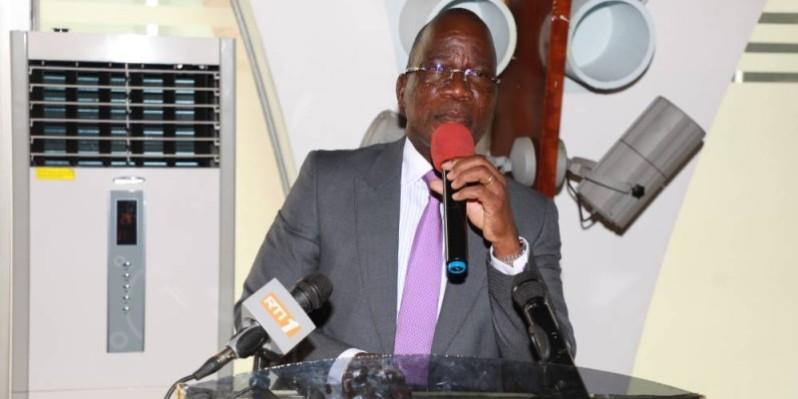 Jacques Assahoré-Konan, directeur général du Trésor et de la Comptabilité publique. (DR)