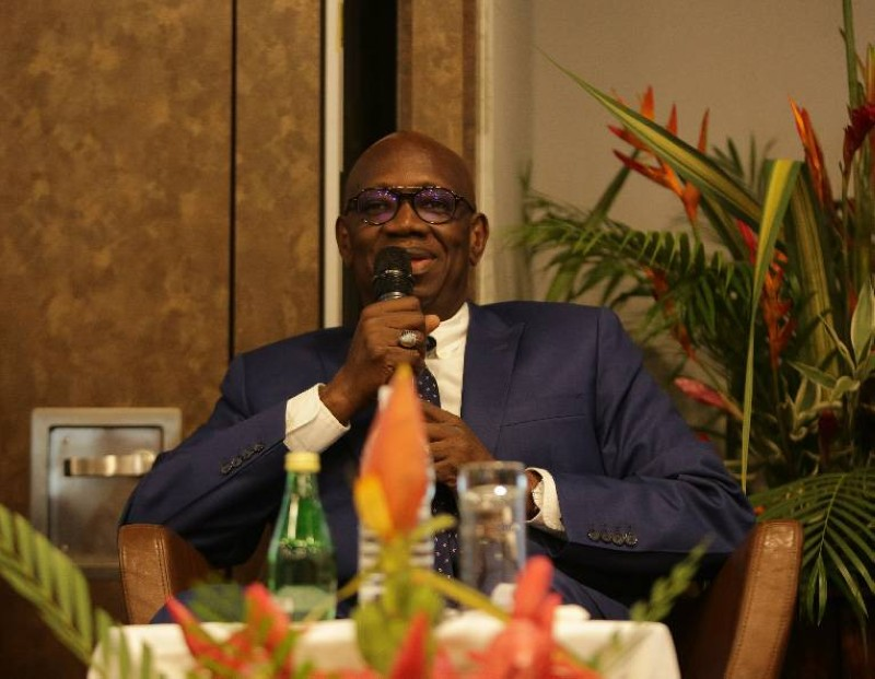 Dramane Coulibaly, directeur général de la Loterie nationale. (DR)
