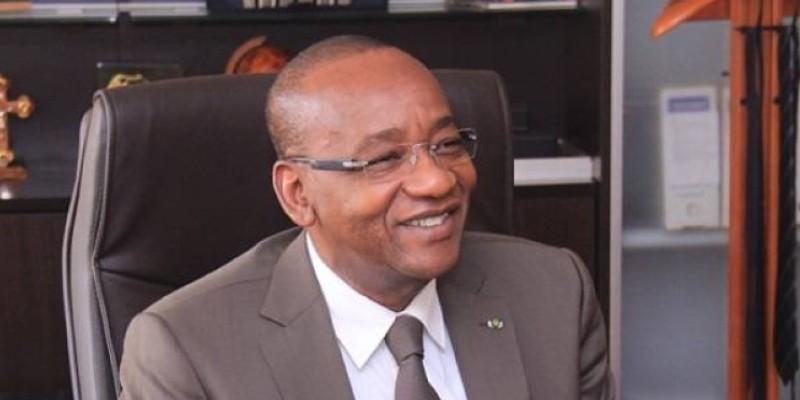 Jean-Marie Somet précédemment directeur général de Côte d'Ivoire Tourisme. (DR)