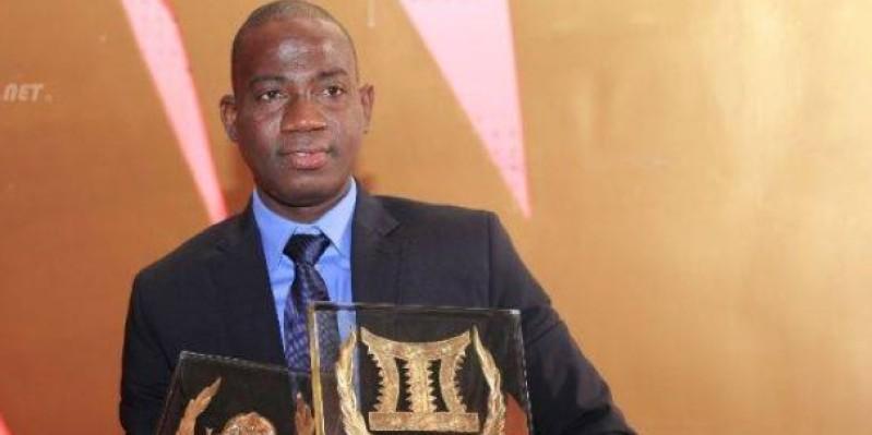 Traoré Tié Médandjé, Super Ébony 2018. (Dr)