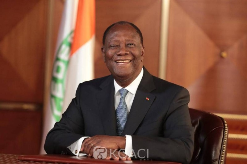 Le Chef de l'État quitte Abidjan ce samedi. (Dr)