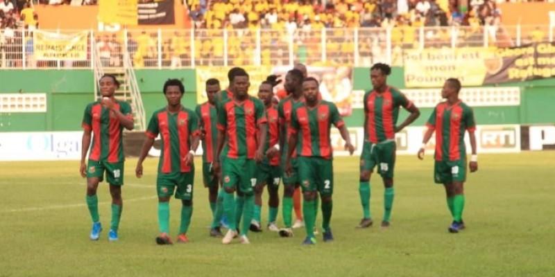 L'Africa va présenter un nouveau visage dans la deuxième phase de la Ligue1. (Dr)