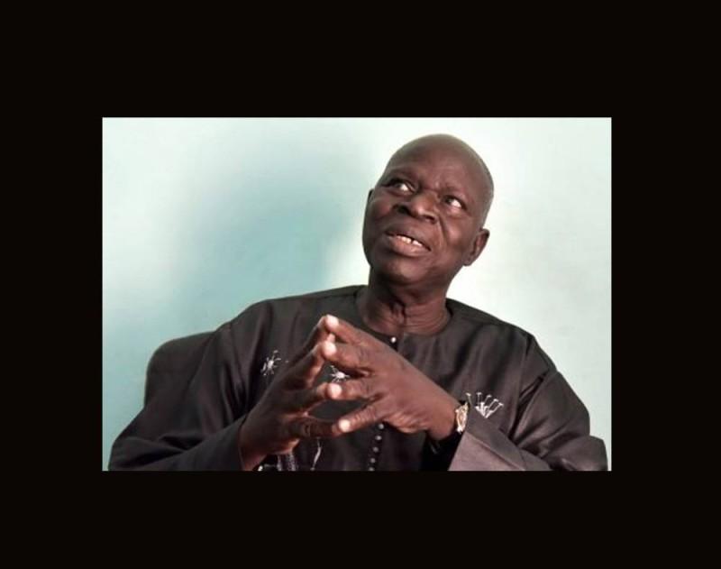 Le président du Cnb-Ci, Salogo Mamadou (DR)