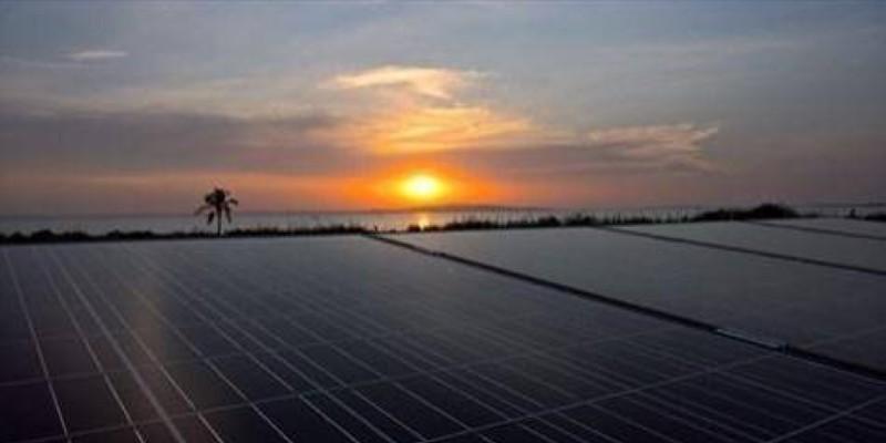 Un mini-réseau électrique sur l'île tanzanienne. (DR)