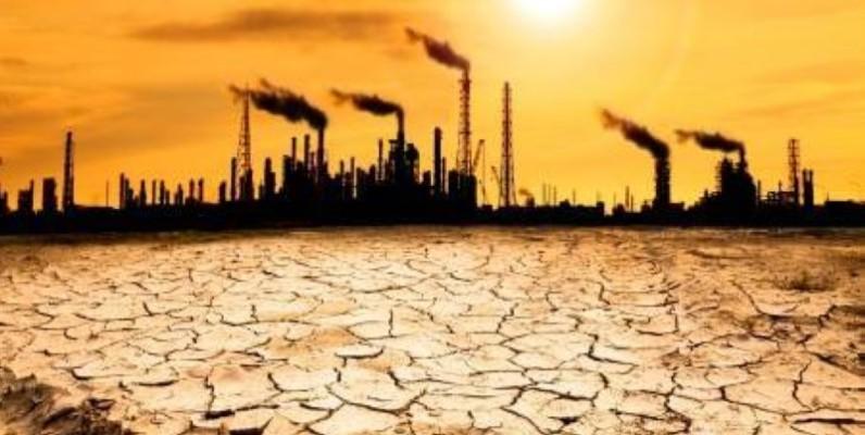 chauffement climatique, polution (DR)