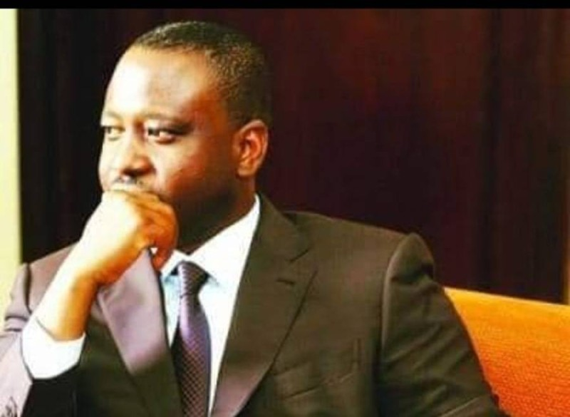Guillaume K. Soro, ex-président de l'Assemblée nationale (DR)