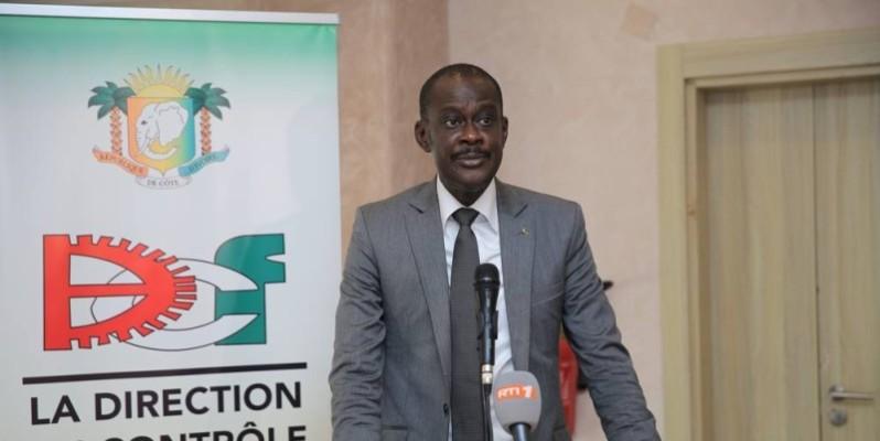 Adama Sall, directeur de Cabinet du ministre auprès du Premier ministre chargé du Budget et du portefeuille de l'État. (DR)