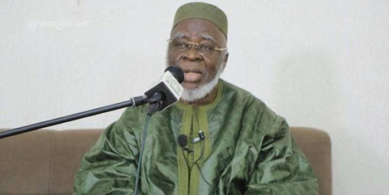 Cheick Boikary Fofana, président du Cosim. (DR)