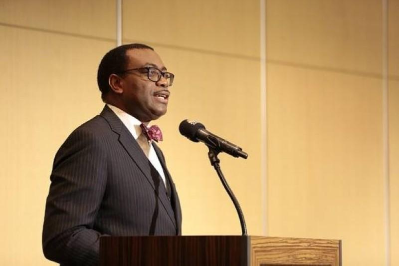 Le président de la Banque africaine de développement, Akinwumi Adesina (DR)