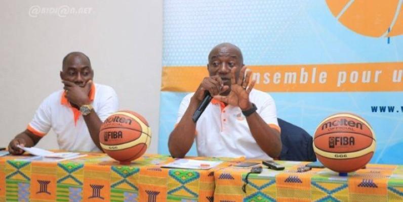 Blaise Coulibaly veut gérer autrement le basket-ball ivoirien. (DR)