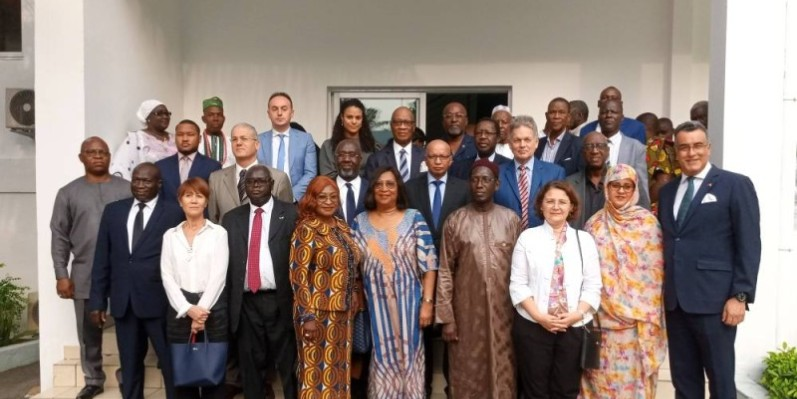 Les diplomates de la Cedeao accompagneront la Côte d'Ivoire lors des prochaines élections.(DR)