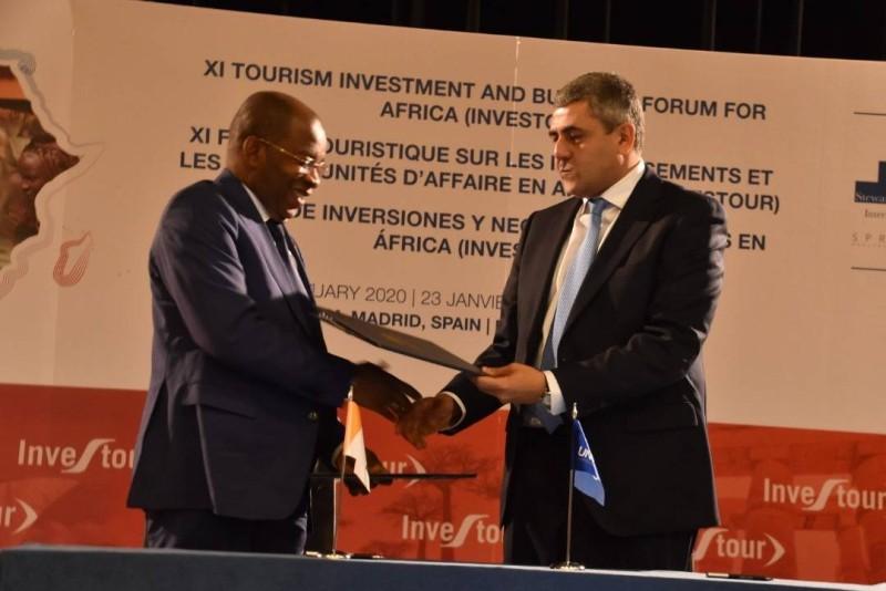 Pour Siandou Fofana, l'engouement observé au niveau des investisseurs et de l'Omt pour la tenue du Forum d'Abidjan est clair et sans ambages (DR)