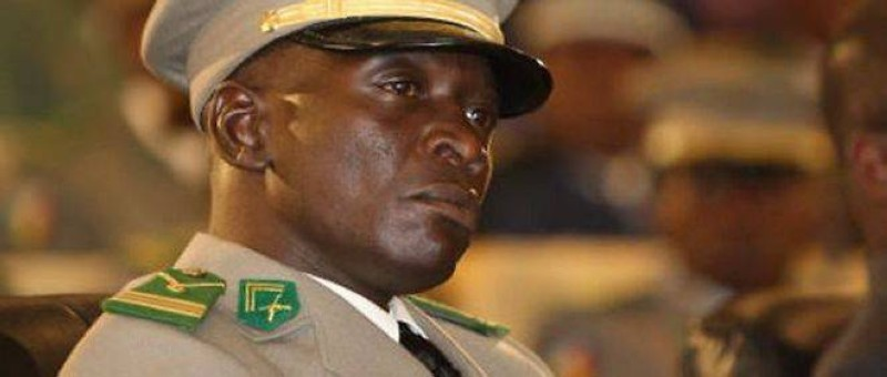 Le général Amadou Sanogo. (DR)