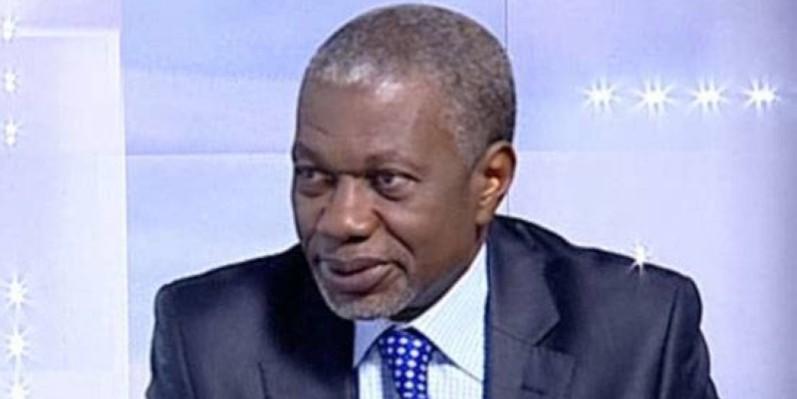 Samba Koné, nouveau président de l'Autorité nationale de la presse. (DR)