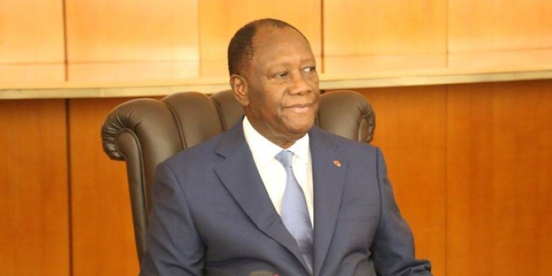 Le Chef de l'Etat a pris des mesures à l'endroit des Ivoiriens vivant à Wuhan en Chine. (Présidence)