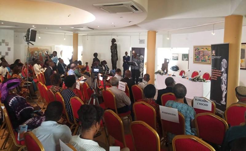 Les enjeux de la restitution au centre d'un colloque à Abidjan (Ph: Salif D. CHEICKNA)