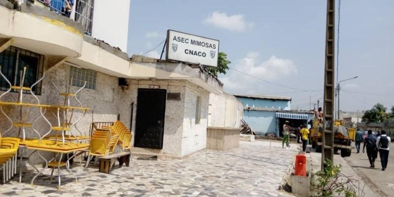 Une vue du siège du CNACO qui sera rénové. (DR)