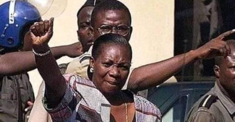 Henriette Diabaté dans l'arène politique ivoirienne