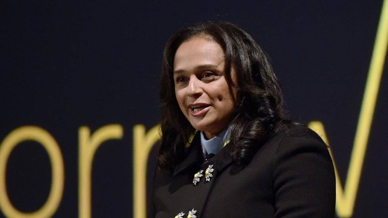 Isabel dos Santos menace de porter son combat sur le plan politique (DR)