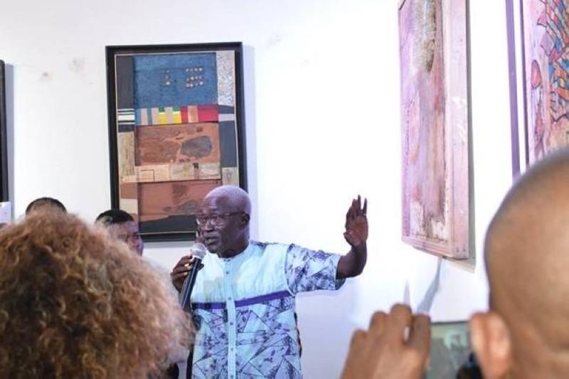 Dr Kra N'Guessan, l'un des tenants du Vohou-vohou (DR)