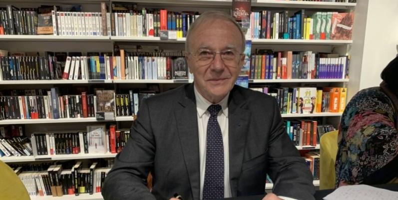 Paul Derreumaux, auteur de ''Ombres et lumières d'Afrique''. (DR)