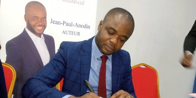 Avec la pertinence du sujet traité, et son style engagé, la première production littéraire de Jean-Paul Anodin ne passera pas inaperçue.(DR)