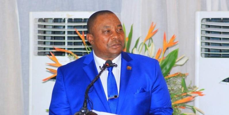 Kobénan Kouassi Adjoumani, ministre de l'Agriculture et du Développement rural. (DR)