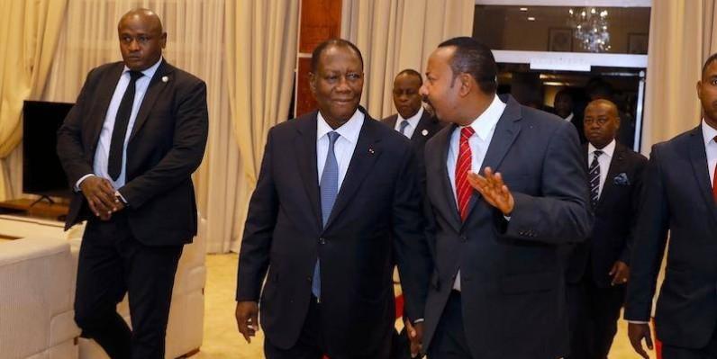 Le Chef de l'Etat ivoirien (DR)
