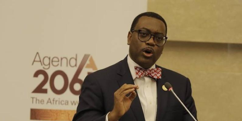 Le président de la Bad, Adesina Akinwumi. (Dr)