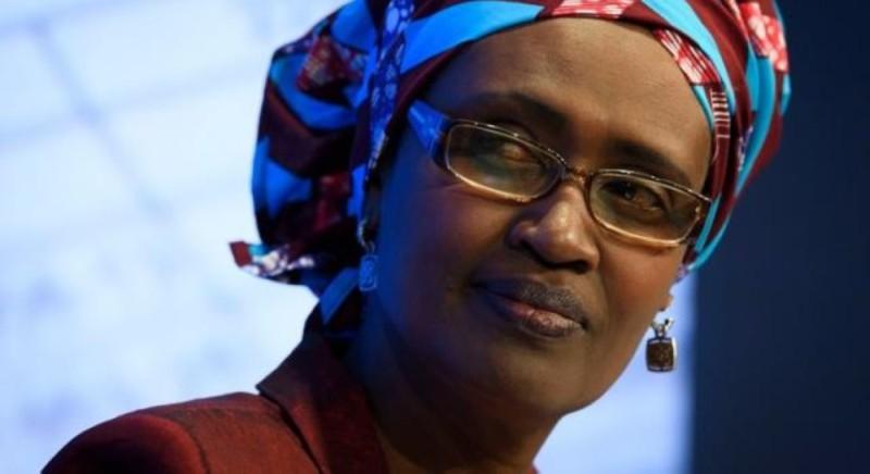 Winifred Karagwa Byanyima, Directrice exécutive de l'ONUSIDA. (DR)
