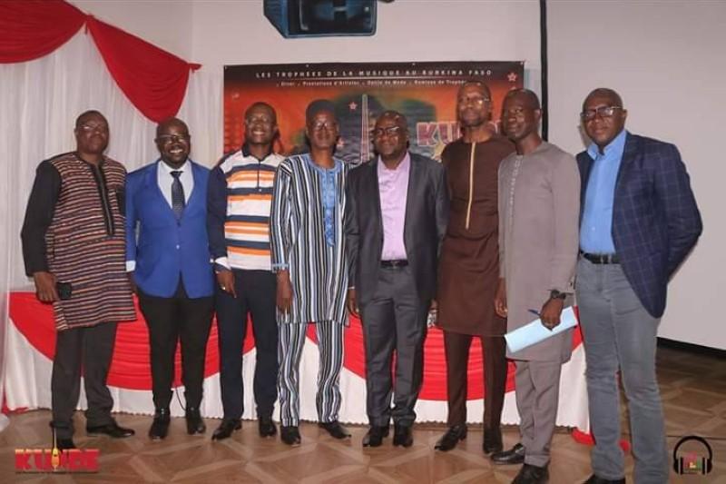 Le commissaire général et son équipe (DR)