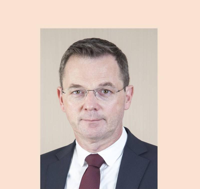 Sérgio Pimenta est le Vice-président pour le Moyen-Orient et l'Afrique de la Société Financière Internationale, IFC, un membre du Groupe de la Banque mondiale  (DR)