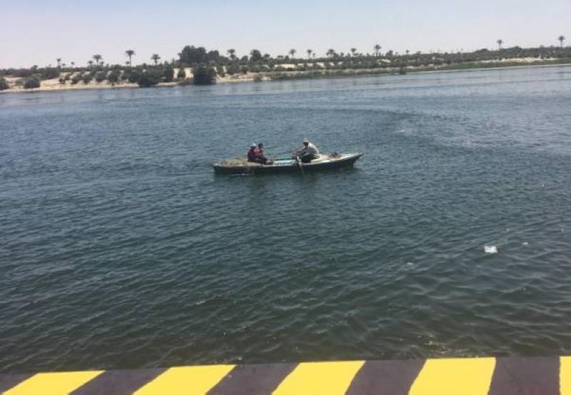 Canal de Suez  (Ph: Venance Konan)