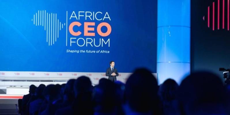 Amir Ben Yahmed, AFRICA CEO    FORUM (DR)