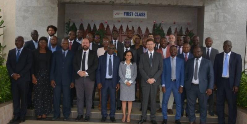Trente-cinq participants, venus de plusieurs structures opérant dans le secteur, ont pris part aux travaux. (DR)