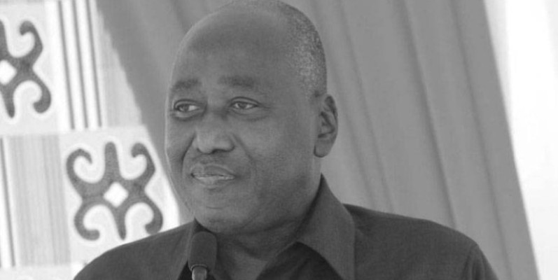 Le Premier ministre Amadou Gon Coulibaly dans le Gbôklè. (Poro Dagnogo)